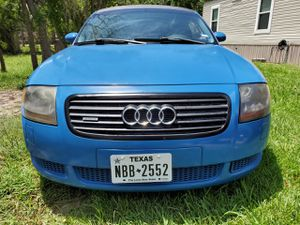 2002 Audi TT 4,500k OBO for Sale in Houston, TX