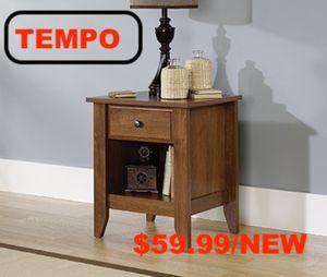 Nightstand, Oiled Oak for Sale in Downey, CA