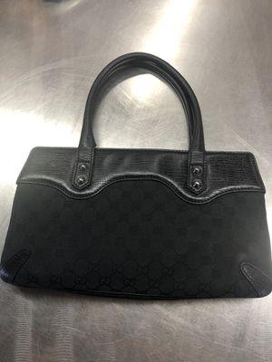 Gucci vintage black handbag for Sale in Dallas, TX