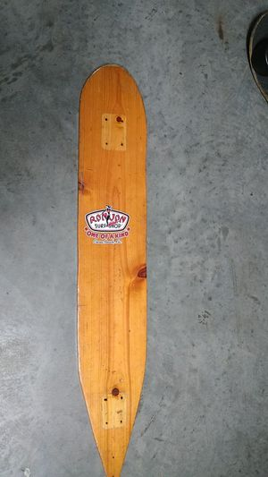 Hand made, surfboard style Longboard for Sale in Tampa, FL
