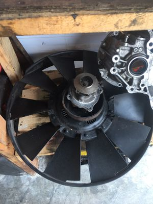 Water pump and fan assembly for GMC Envoy for Sale in Hilliard, OH