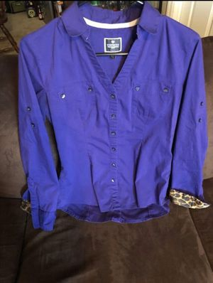Small Purple Express Dress Shirt for Sale in Nashville, TN