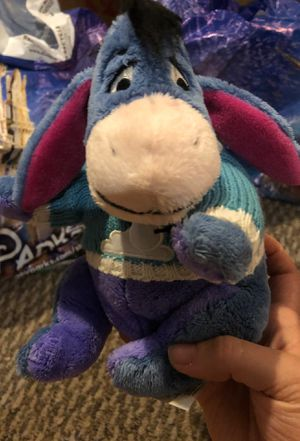 Winter Eeyore plush for Sale in San Diego, CA