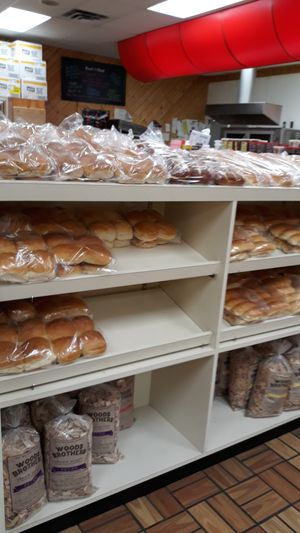 Bread ,display shelf for Sale in Savage, MN