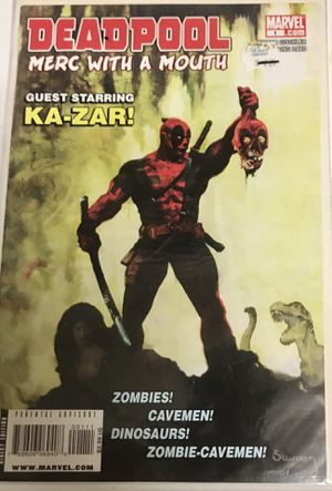 Marvel Direct Edition Deadpool #1 for Sale in Ponte Vedra Beach, FL