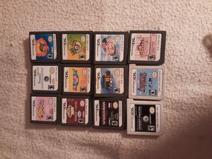 NINTENDO DS & 3DS GAMES for Sale in Independence, MO