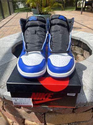"Jordan 1 ""Game Royal"" size 9 for Sale in Orlando, FL"