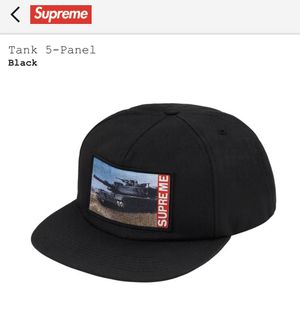Supreme Hat Tank 5 Panel One Size for Sale in Jersey City, NJ