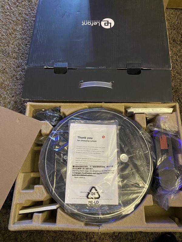Lefant m520 Robotic vacuum cleaner