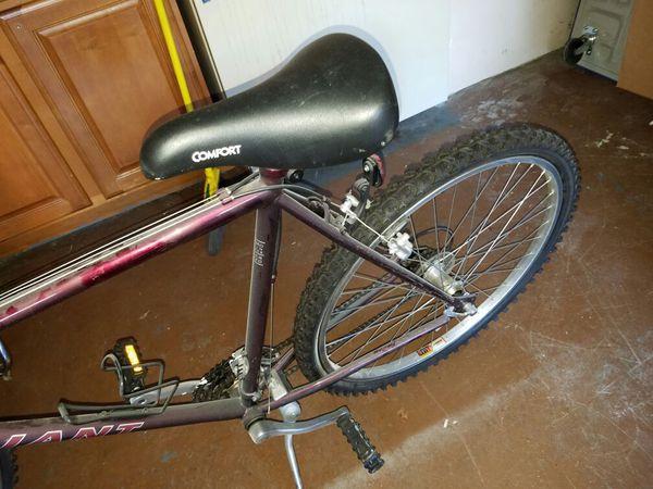 Giant Rincon bike