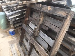 Free pallets for firewood for Sale in Adelanto, CA