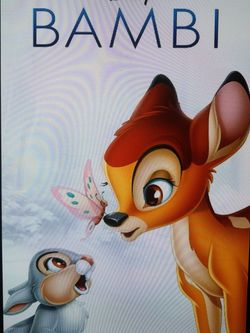 Digital HD - Bambi for Sale in Lewisville,  TX