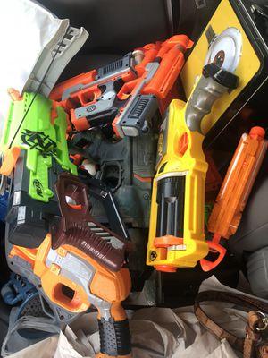 NERF GUN LOT for Sale in Nashville, TN