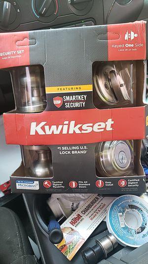 Kwikset Door lock for Sale in Lynwood, CA