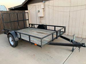 2012 Utility trailer 6,5x10 for Sale in Glendale, AZ