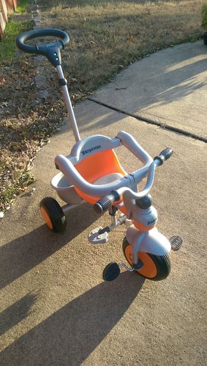 Small kid's bike and push trike for Sale in Richardson, TX
