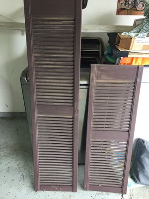 Shutters for Sale in Crawfordsville, IN