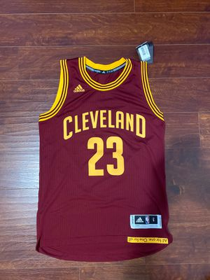 Adidas LeBron James Cavaliers Jersey for Sale in Mt. Juliet, TN