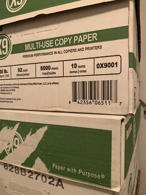 Multi-Use Copy Paper for Sale in East Wenatchee, WA