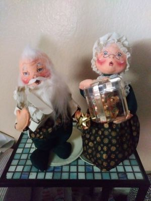 Antique dolls for christmas decoration. for Sale in Chino Hills, CA