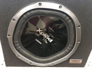 "12"" Sony 1000 watts new for Sale in Murfreesboro, TN"