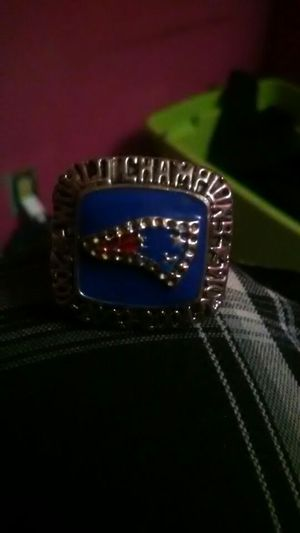 New England Patriots Superbowl ring for Sale in Austin, TX