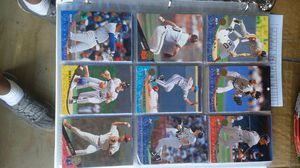 Assorted baseball cards for Sale in Haines City, FL