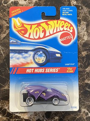 Hot Wheels Hot Hub Series Vampyra 2/4 for Sale in Orlando, FL