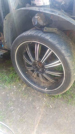 24inch chevy/ford 6lug for Sale in Pomona, CA