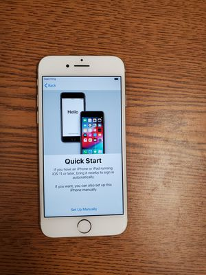 İPhone 7 At&t unlocked for Sale in Placentia, CA