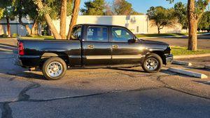 Chevy Silverado Crew Cab LS for Sale in Phoenix, AZ