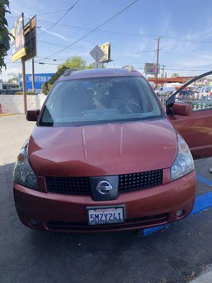 Nissan Quest mini van for Sale in Whittier, CA