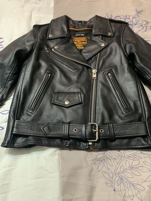 Milwaukee Leather Jacket for motorcycle for Sale in Lumberton, MS