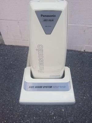 Panasonic vacuum for Sale in Silver Spring, MD