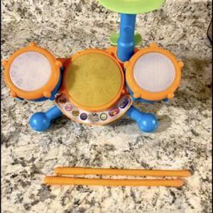 VTech Kidibeats Drum Set for Sale in Pulaski, PA