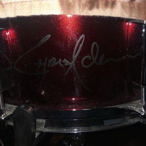 Chris Adler signed drum set for Sale in Las Vegas, NV