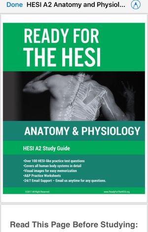 Hesi HESI review for Sale in US