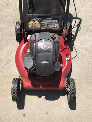 Murray 4.75 HP Lawn Mower for Sale in Fresno, CA