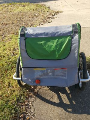 Schwinn Bicycle Trailer with Push Bar for Sale in Hurst, TX