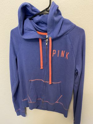 Womens pink hoody for Sale in Cypress, TX
