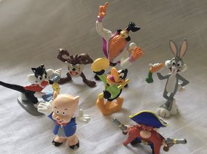 Collectible Warner Brothers / Looney Tunes Toys - 1980s/1990s for Sale in Palm Beach Gardens, FL