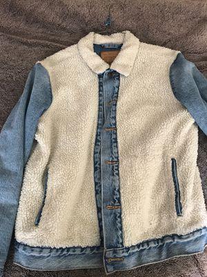 Levi jean jacket (sz med) for Sale in Washington, DC