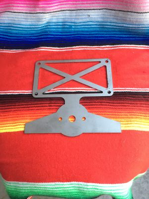 Motorcycle license plate bracket for Sale in Long Beach, CA