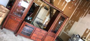 Entertainment stand for Sale in Morris, IL
