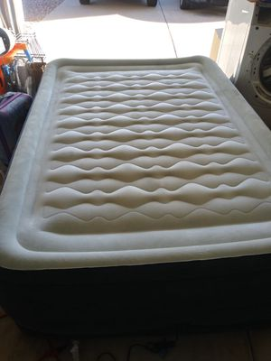 Full size Air mattress for Sale in Peoria, AZ