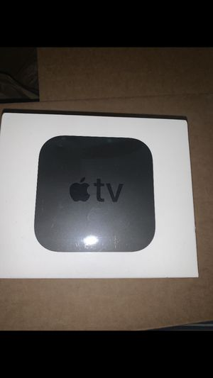 Apple TV HD (NEW) for Sale in Moreno Valley, CA