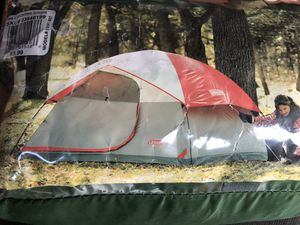 Coleman Aries 3 person tent 8x7 for Sale in Arcadia, CA