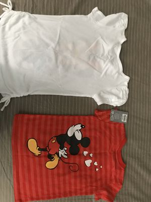 Girls Disney themed shirts for Sale in Homestead, FL