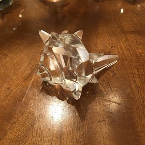 Swarovski Crystal Vintage Conch Shell Figure for Sale in Odessa, FL