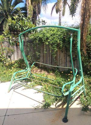 Patio porch swing for Sale in El Cajon, CA